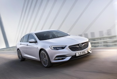 Vauxhall Announces Pricing For New Insignia Grand Sport