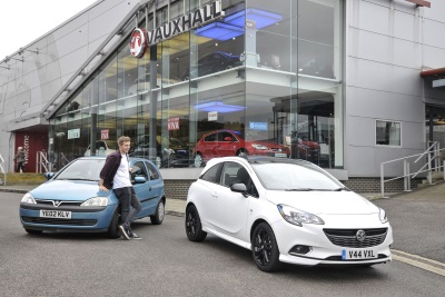 Vauxhall Part-Exchange Programme Makes Your New Car Even More Affordable