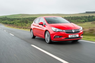 CUSTOMERS FLOCK TO VAUXHALL IN SEPTEMBER