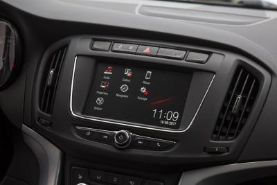 Vauxhall's Zafira Tourer Gets Next Generation Infotainment