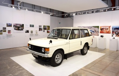 50 Years Of Velar: The Story Of Range Rover