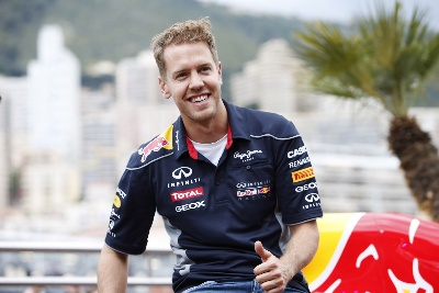 Sebastian Vettel Switches Race Track For Tech Lab In His Role As Infiniti's Director Of Performance