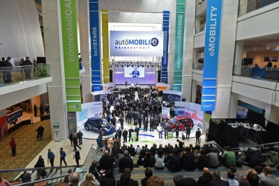 State Of Michigan Launches Platform To Connect Global Automotive And Mobility Audiences Participating In 2018 NAIAS