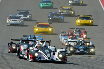 TEXAS-SIZED 7TH STRAIGHT VICTORY FOR LUHR, GRAF IN AUSTIN