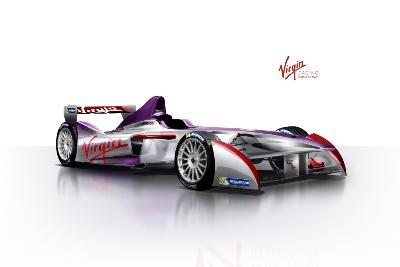 VIRGIN TO ENTER FIA FORMULA E CHAMPIONSHIP