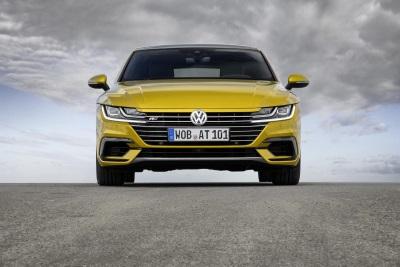 Order Books Open For Premium Class Volkswagen Arteon