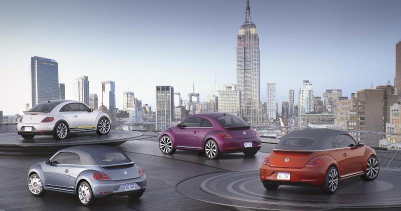 VOLKSWAGEN AT THE 2015 NEW YORK INTERNATIONAL AUTO SHOW