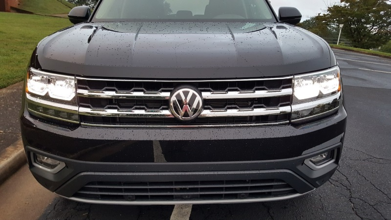 VW Atlas Towing Capacity >> Driving Impressions: 2018 ATLAS V6 SEL PREMIUM WITH 4MOTION - Conceptcarz.com