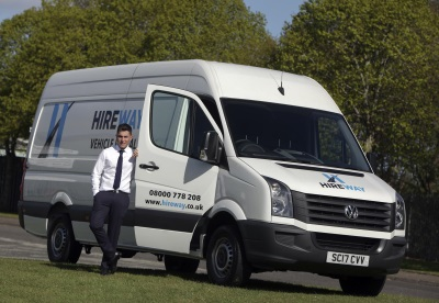 Volkswagen Commercial Vehicles Is The Right Way For Hireway