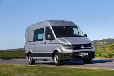 Volkswagen Crafter Appeal Widens With Addition Of New Models