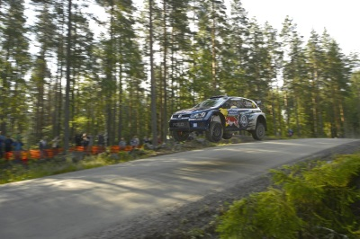 YUMPS! – VOLKSWAGEN DUOS AT THE FRONT IN THE FINLAND SHAKEDOWN