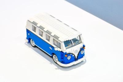 Volkswagen Reimagines The VW Journey Through Lego® Bricks