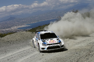 Scaling Mount Olympus In Greece: Victory For Latvala And Volkswagen