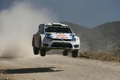 HIGH-FLYING VOLKSWAGEN – ONE-TWO IN MEXICO