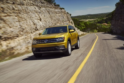 Volkswagen Of America Reports September 2017 Sales Results