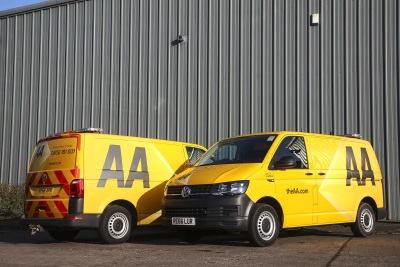 Volkswagen Commercial Vehicles Backs Up AA Support With More Transporter Vans