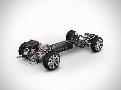 VOLVO CARS' ALL-NEW XC90 WILL BE THE WORLD'S MOST POWERFUL AND CLEANEST SUV