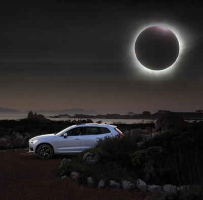 Volvo Car USA And Cnn Partner To Bring The 2017 Eclipse To You Via 360° Cameras, Virtual Reality And Live-Streaming