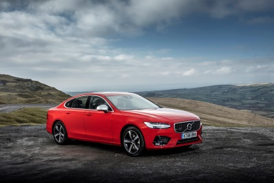 Fleet World Names Volvo Cars As 'One To Watch' In 2017