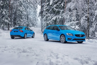 VOLVO CARS WILL BRING 265 POLESTAR VEHICLES & NEW COLORS FOR US IN 2016