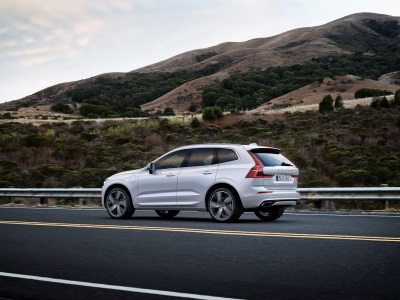Volvo Cars Celebrates 90th Anniversary As The All-New XC60 Makes U.S. Debut At New York Auto Show