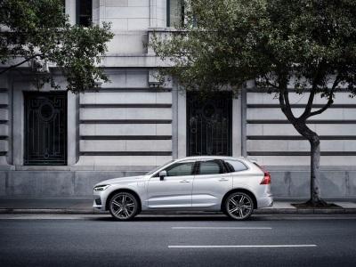 Volvo Cars Celebrates 90 Years At Techno Classica