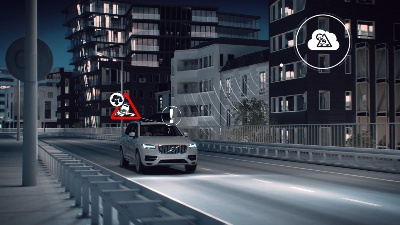 VOLVO CARS' CONNECTED CAR PROGRAM DELIVERS PIONEERING VISION OF SAFETY AND CONVENIENCE