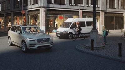 VOLVO CARS AND POC TO DEMONSTRATE LIFE-SAVING WEARABLE CYCLING TECH CONCEPT AT INTERNATIONAL CES 2015