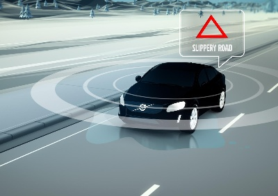 VOLVO INITIATES PROJECT USING CLOUD-BASED COMMUNICATION TO MAKE DRIVING SAFER