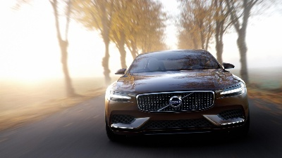 CONCEPT ESTATE WINS MULTIPLE 'CAR OF THE SHOW' AWARDS IN GENEVA: VOLVO CARS' THIRD CONCEPT CAR COMPLETES THE HAT-TRICK