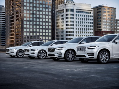 Volvo Cars' Electrification Strategy Recognised By United Nations