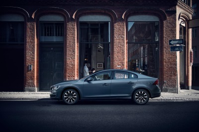 Volvo Car UK's Popular S60 And V60 Business Edition Receives Lux Upgrade