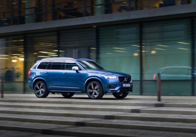 VOLVO CARS' GLOBAL SALES UP 9.4 PER CENT, STRONG GROWTH IN ALL REGIONS