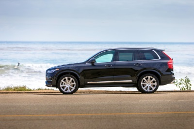 VOLVO CARS REPORTS DOUBLE-DIGIT SALES GROWTH OF 10.5 PER CENT FOR FIRST SIX MONTHS OF 2016