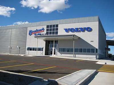 VOLVO TRUCKS WELCOMES NEW FULL-SERVICE DEALER FACILITY IN NEW MEXICO