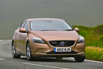 Volvo V40 Retains Co-Op Insurance Safest Used Car Title