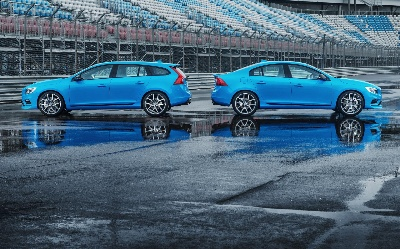 THE VOLVO V60 AND S60 POLESTAR BRING RACE-TESTED INNOVATION TO REAL-WORLD DRIVING