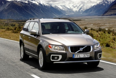 VOLVO CARS TRAVELS DOWN A FAMILIAR ROAD WITH COMING V90 CROSS COUNTRY