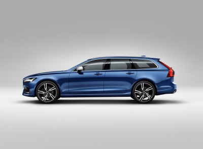 Digital Doors Open For Volvo V90, Pricing Announced