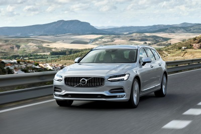 VOLVO CARS GOES FROM STRENGTH TO STRENGTH AS FIRST V90 ROLLS OFF PRODUCTION LINE