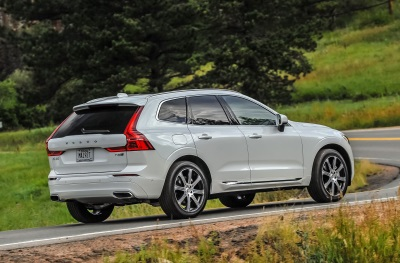 All-New Volvo XC60 Named 2018 SUV Of Texas