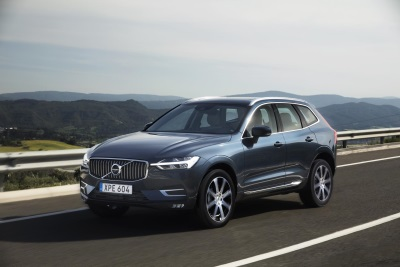 Volvo XC60 Crowned 'Best Premium SUV' At Auto Express Awards