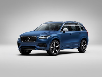 ALL-NEW VOLVO XC90 R-DESIGN CHOSEN AS LEADING PERFORMANCE UTILITY BY TEXAS AUTO WRITERS ASSOCIATION