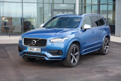 Volvo Crowned Suv Of The Year At The Uk Car Of The Year