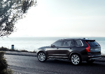 VOLVO ANNOUNCES ADDITIONAL DETAILS, PRICING OF ALL-NEW XC90 T6 AWD