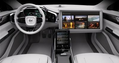 VOLVO CARS DEBUTS CONCEPT 26 – AN AUTONOMOUS DRIVE CONCEPT