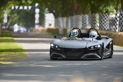 Vuhl 05 To Enter Production Following Successful Launch At Goodwood Festival Of Speed 2013