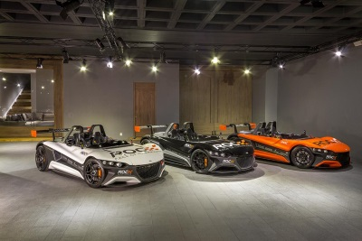 'VUHL North America' Is Launched As Five Year Partnership With Race Of Champions Confirmed