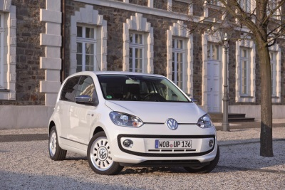 VOLKSWAGEN UP! IS A WINNER IN TELEGRAPH CARS AWARDS