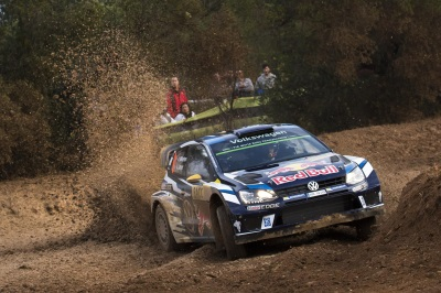 TITLE NUMBER TWELVE IN THE WRC – VOLKSWAGEN SETS ITS SIGHTS ON THE MANUFACTURERS' CHAMPIONSHIP IN GREAT BRITAIN